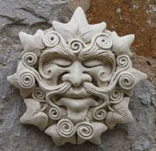 243 best greenmen images on green sculpture and