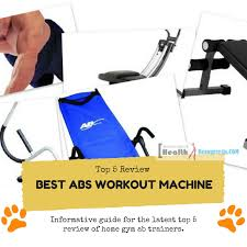 Bench Abs Workout Best Abs Workout Machine For Home Gym Top 5 Review