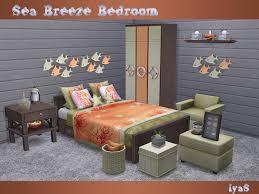 Donate Bedroom Furniture by Soloriya Sea Breeze Bedroom Sims 4