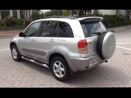 Toyota Rav4 2001 Interior 2001 Toyota Rav4 L 4wd For Sale Youtube