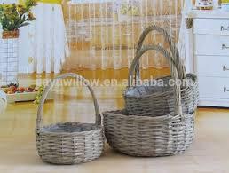 wicker easter baskets custom mini wicker baskets wholesale easter baskets buy wholesale