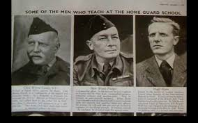 the home guard picture post and colonel blimp