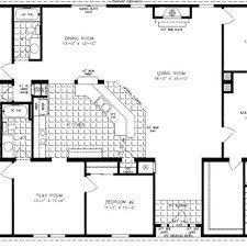 4 bedroom single wide mobile home floor plans 4 bedroom single wide mobile homes gallery for single wide mobile