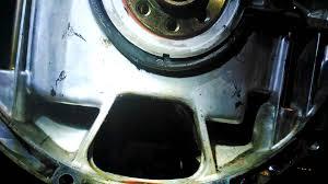 nissan murano 2004 youtube 2004 nissan murano oil leak rear main seal part 3 youtube