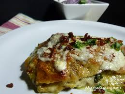Low Carb Comfort Food Green And White Lasagna U2013 Low Carb Keto U0026 Gluten Free Fluffy