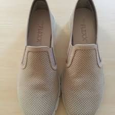 the flexx lights slip on sneakers 78 off the flexx shoes the flexx lights slip on sneakers nubuk