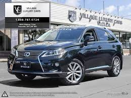lexus richmond hill 2016 lexus rx 350 for sale in toronto on cargurus