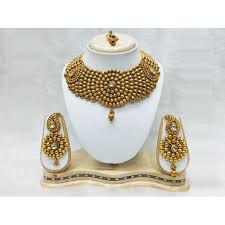 wedding jewelry bridal jewellery set at rs 3000 set chennai id 16442921462