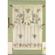 Cape Cod Kitchen Curtains by Swag Curtains Ebay