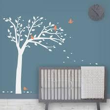 stickers chambre bébé garcon pas cher stickers chambre bebe garcon pas cher idées design oiseau arbre