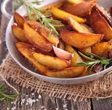 cuisiner rutabaga frites de rutabaga à l ail et au romarin