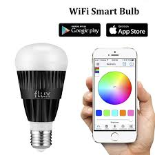 flux wifi smart led light bulb works with alexa and ifttt