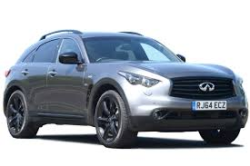 infiniti fx50 2016 infiniti qx70 suv review carbuyer