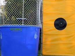 dunk tank rental nj dunk tank rentals in pennsylvania