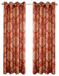 Lined Grommet Curtain Panels Ellis Curtain Cadogen 50