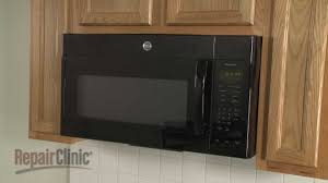 Microwave Inside Cabinet Ge Microwave Disassembly U2013 Microwave Repair Help Youtube
