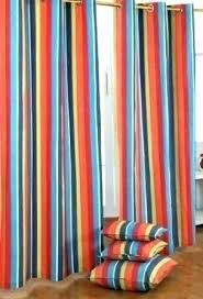 Burnt Orange Curtains Orange And Blue Curtains Orange And Blue Curtains Contemporary