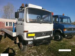 mercedes benz 813 353 tow trucks for sale recovery vehicle