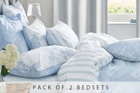 Next Bed Sets Next Bed Linen Blue Malmod For