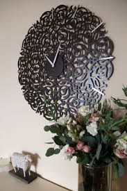 Large Wall Clocks by 344 Best Wall Clock Images On Pinterest Wall Clocks Concrete