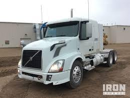 volvo truck tractor 2013 volvo vnl t a sleeper truck tractor in grande prairie alberta