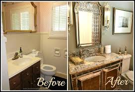 redone bathroom ideas small bathroom glam redo hometalk
