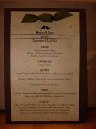 diy wedding menu cards menu card questions weddingbee