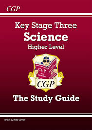 flick through ks3 science study guide higher shr32 cgp books
