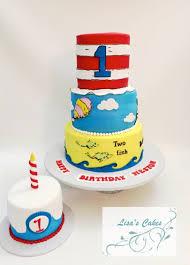 dr seuss birthday cakes seuss birthday cake