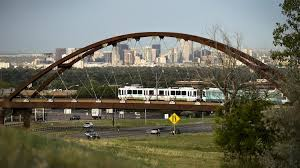 light rail w line rtd s light rail system is turning 20 slideshow denver business