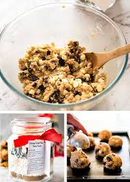 cookie mix in a jar white chocolate cranberry cookies recipetin