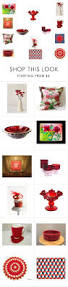 Polyvore Home Decor Best 25 Red Home Accessories Ideas On Pinterest Red Purple Hair