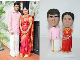 customized wedding cake toppers indian wedding cake toppers personalized wedding topper