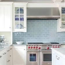 kitchen backsplash subway tile kitchen backsplash blue subway tile white kitchen cabinets with blue