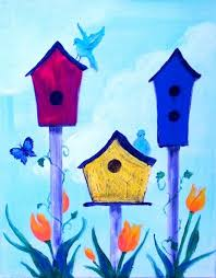 spring painting ideas photos spring canvas painting ideas drawing art gallery