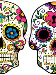pictures sugar skull makeup for sugar skull designs