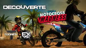 Découverte Motocross Madness Multijoueur Avec Exvsk Youtube