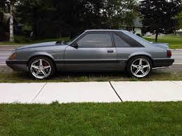 86 mustang cobra photo pics of 4 with cowl
