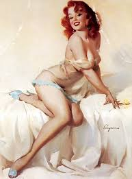 pin up girl home decor slut pin up girls midway girl vintage retro canvas painting poster