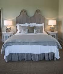 Beachy Comforters Luxury Bedding Sets Bedroom Beach With King Headboard Light Green