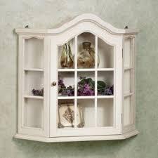 hanging curio display cabinet foter