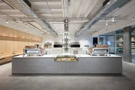 arabica kuwait roastery puddle 餐厅 pinterest cafe bar