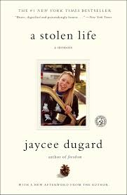 stolen a stolen life book by jaycee dugard official publisher page