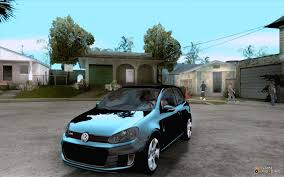 volkswagen rabbit custom volkswagen for gta san andreas page 11
