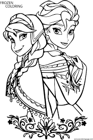 anna coloring page wecoloringpage