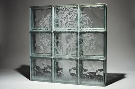 Block Windows For Basement - laser etched glass block windows or shower walls