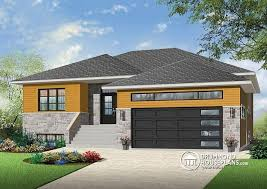 Best Modern House Plans  Contemporary Home Designs Images On - Modern home styles designs