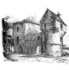 burleigh castle the castles of scotland coventry goblinshead