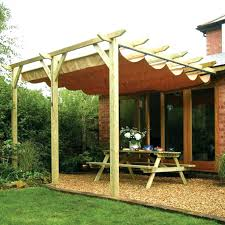 diy patio canopy adjustable sun tracking canopy for your backyard