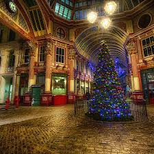 things to do in london over christmas mapping megan
